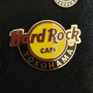 ハードロックカフェ(Hard Rock Cafe)横浜クラシックロゴピン