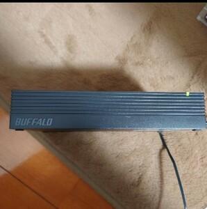 バッファロー 外付けハードディスク 4TB HDD