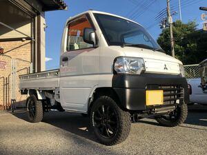 日産クリッパー☆ U71T・72T  三菱ミニキャブ U61T・62T2インチ リフトアップキット HighLife アイランドスタイル ☆ALOHASTYLE☆