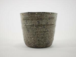 信楽焼 植木鉢 緑釉切立 2.5号鉢 ミニ 小 2号 豆盆栽 ミニ盆栽 小さい 陶器 鉢盆栽鉢おしゃれかわいい