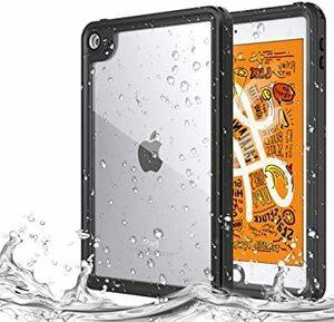 ブラック iPad mini 5 ケース TiMOVO iPad mini5 防水ケース 2019 第五世代 完全防水IP68規