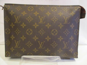 LOUIS VUITTON(ルイヴィトン)◇モノグラム ポーチ ヴィンテージ/初期型