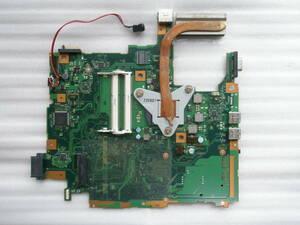 マザーボード 富士通 A552/EX CPUオンボード 電源コネクタ付き 10キー付きキーボード用 BIOS起動OK