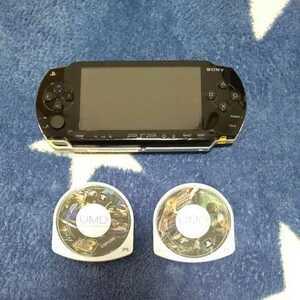PSP本体 モンハン付き