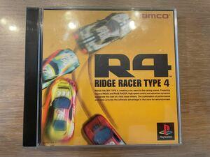 リッジレーサー タイプ4 プレイステーション