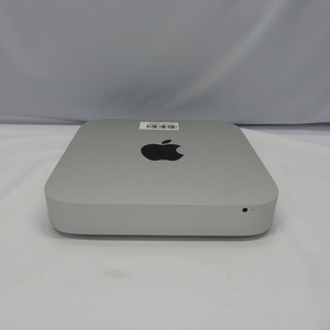 1円~ Apple Mac mini Late 2014 Core i5 1.4GHz/8GB/HDD500GB/Mac OS X Yosemite【栃木出荷】