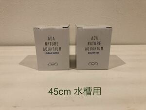 【45cm水槽用】ADAアクアリウム低床用添加剤 バクター100 クリアスーパー