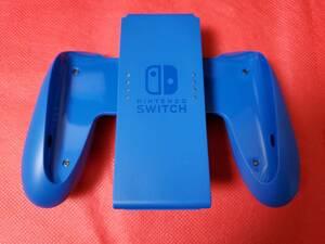 新品未使用 Nintendo Switch Joy-Conグリップ マリオレッド×ブルーセット付属品