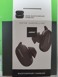 ※在庫処分価格※ BOSE QuietComfort Earbuds Triple Black [フルワイヤレスイヤホン] ※中古