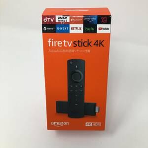 新品 未開封 Amazon Fire tv stick アマゾンファイヤーティービースティック 4K アレクサ対応