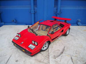 ☆ディアゴスティーニ? Lamborghini ランボルギーニ Countach カウンタック LP500S ジャンク