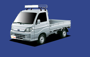 ★TUFREQ ルーフキャリア サンバートラックS201J/S211J用/Cシリーズ