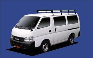★TUFREQ ルーフキャリア コモ E25 標準ルーフ用/Hシリーズ ロング