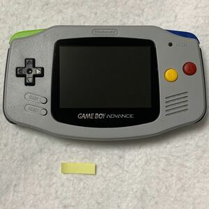 GBA ゲームボーイアドバンス 本体 カスタム 外装新品 IPS V2 バックライト 明るさ10段階調整