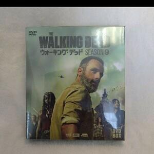 ウォーキングデッド コンパクト DVD-BOX シーズン9 DVD アンドリューリンカーン