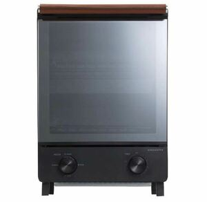 ★新品未開封★amadana アマダナ オーブントースター ATT-T11 ブラック 縦型