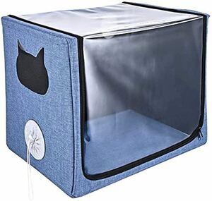 ペット用酸素ケージ ICUルーム 高齢ペット介護 ペット用霧化ボックス