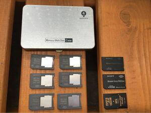 Memory Stick Duo Pro