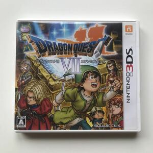 【3DS】 ドラゴンクエストVII エデンの戦士たち [通常版]