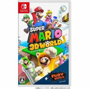 スーパーマリオ3Dワールド + フューリーワールド スイッチ Switch