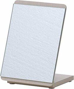木調ホワイトウォッシュ 幅16×高さ22cm 不二貿易(Fujiboeki) ミラー 木彫ホワイトウォッシュ 幅16&times