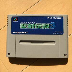 聖剣伝説3 スーパーファミコン SFCスーパーファミコン ソフト SFC
