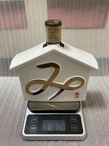 【未開封】サントリー オールド 干支ボトル 巳歳 1989年 陶器 ボトル 700ml 43% 重量1274g