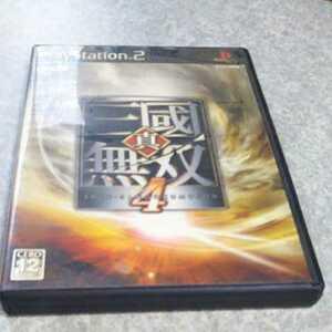 PS2/真・三國無双4 光栄 返金保証あり