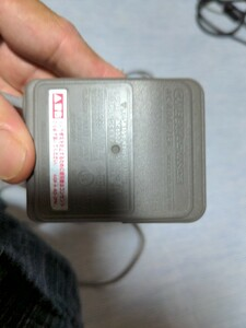 ゲームボーイアドバンス ACアダプター AGB-009 任天堂/純正品