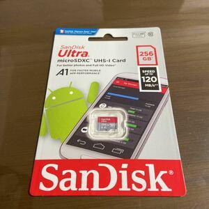 サンディスク マイクロSDカード 256GB