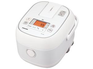 新品東芝IH炊飯器 3合炊き(0.54L)RC-5XN-W