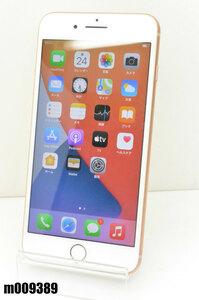 白ロム SIMフリー Apple iPhone8 Plus 64GB iOS14.6 Gold MQ9M2J/A 初期化済 【m009389】