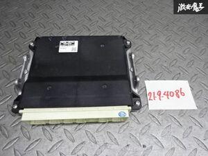保証付! トヨタ 純正 200系 ハイエース 3型 ディーゼル エンジンコンピューター 89661-26L20 実働車外し ECU CPU 在庫有 即納 棚7-3