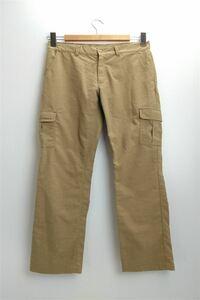 Columbia◆ボトム/M/ポリエステル/BEG/無地/PL8047/OMNI-SHIELD Long Pants/スリム