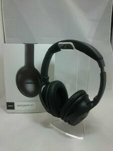 BOSE◆イヤホン・ヘッドホン QuietComfort 35 wireless headphones [ブラック]