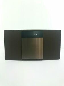 Panasonic◆ミニコンポ・セットコンポ SC-HC410-T [ブラウン]/コンパクトステレオシステム
