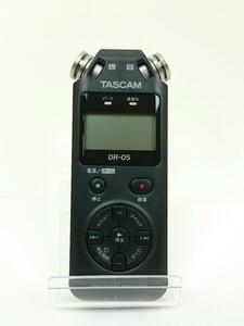 TASCAM◆ICレコーダー DR-05