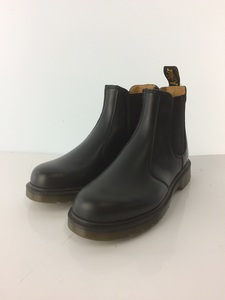 Dr.Martens◆2976/チェルシーブーツ/ブーツ/UK5/BLK/レザー