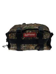 Supreme◆19AW/Waist Bag Real Tree Camo/ウエストバッグ/ナイロン/マルチカラー/カモフラ