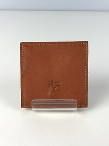 IL BISONTE◆コインケース/レザー/BRW