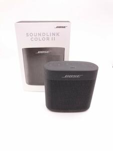 BOSE◆Bluetoothスピーカー SoundLink Color Bluetooth speaker II [ブラック]