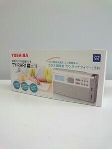 TOSHIBA◆ラジオ/SD・USB録音ラジオ TY-RHR1(W)/L4560158875531