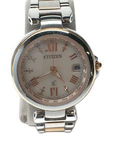 Гражданин ◆ XC / Solar Watch / Analog / из нержавеющей стали / PNK / SLV / EC1034-59W
