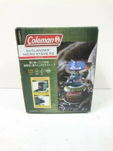 Coleman◆バーナー アウトランダーマイクロストーブ PZ 203535/ガス/シングルバーナー/LPガスストーブ
