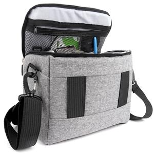 ◆最安にします◆デジタルカメラかばん 一眼レフカメラバッグ 収納 レンズケース ショルダーバッグ ポーチ 防水 写真 趣味 2色 AT4801
