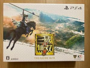【PS4】 真・三国無双8 [TREASURE BOX] 三國無双8