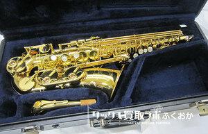 【即演奏可】ヤマハ YAS-82Z 中古 アルトサックス V1ネック 現行バージョン D88921 囗L