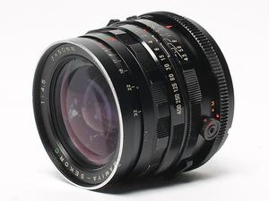 訳あり マミヤ 交換用レンズ MAMIYA-SEKOR C 50mm F4.5 MAMIYA