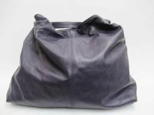 FURLA フルラ 2WAY GENUINE LEATHER ジェニュイン レザー 革 2way ハンド ショルダー バッグ BAG 鞄 かばん パープル 紫 むらさき
