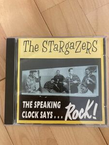 THE STARGAZER 「the speaking clock say ′rock!′ ガレージロック ロカビリー ネオロカ サイコビリー1940~1960ロック